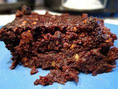 Wicked Delicious: Coconut Macadamia Brownies (flour & sugar free!)