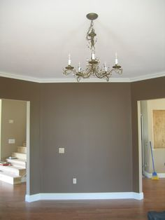 MEDIA ROOM?? cobble brown sherwin williams