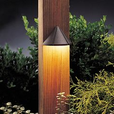 Kichler Lighting 15065AZT Mini Deck Light 12Volt Deck and Patio Light Textured Architectural Bronze -- Want to know more, click on the image.