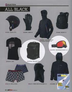 SkiTime - French Magazine - EGB2, Big Block - Janv13