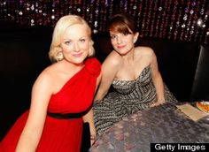 Tina Fey & Amy Poehler - Two women who should rule the world