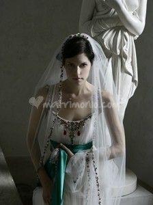 Vestiti da sposa aimèe di Atelier Aimèe Napoli   Foto 7