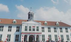 The Jakarta History Museum (known as Museum Fatahillah), Jakarta, Indonesia