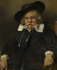 Rembrandt, Portrait of an Elderly Man, 1667 Oil on canvas 81.9 x 67.7 cm © Royal Picture Gallery Mauritshuis, The Hague (1118)