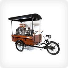 Coffee Carts - Hot Dog Cart,Food Cart,Ice Cream Cart,Ice Cream Bike, Coffee Cart,Catering Van,Crepe Cart,Crepe Van,Cart, Coffee Bike,Coffee Trike,Catering Trailer,Burger Van,For Sale at Dog Eat Dog Inc.