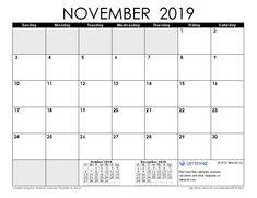 32 best calendars images in 2019 calendar 2018 free printables