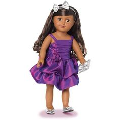 "My Life As Party Planner 18"" Doll, African American"