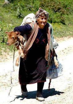 Anadoluda kadın olmak
