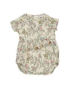 Boasley Baby Romper, Floral Print - http://www.caramel-shop.co.uk/baby/romper/boasleybabyromper-floralprint-3m.html#