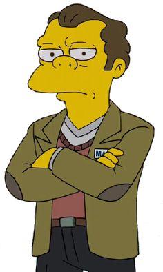 Marv Szyslak Simpsons Characters, Fictional Characters, Bart Simpson, Zero, Boys, Character, Baby Boys, Fantasy Characters, Senior Boys