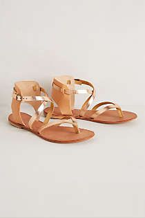 Anthropologie - Rosamond Sandals