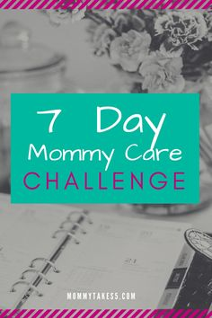 The Mommy Care Challenge is empowering mom's to take at least 5 minutes a day for themselves, each and every day. Are you worth 5 minutes of your day?