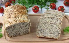 Chleb  z ziarnami na krupczatce