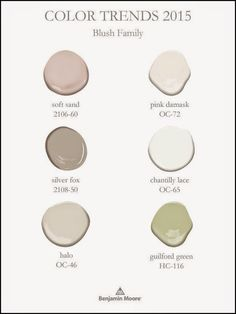 Benjamin Moore's Color of The Year for 2015