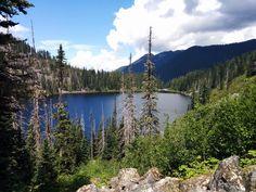Pratt Lake WA [OC][2592 X 1944]