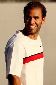 Pete Sampras, the best tennis player ever! But that was before Federer....