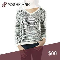 TheKorner V-Neck Swear 60% Acrylic/40% Cotton MSRP $88 NWT Long sleeve V-neck TheKorner Sweaters V-Necks