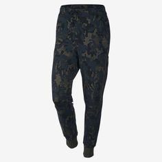 3555bec05e Nike Tech Fleece Printed Women s Pants. Nike.com