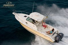 Pursuit Boats OS 285 #yarmouthboatyard  In stock: http://www.yarmouthboatyard.com/pre_owned_detail.asp?veh=3148238&nv=y
