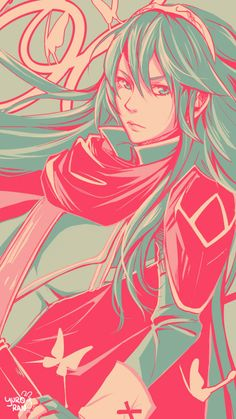 Final palette request piece! I know this isn't the right palette either but the other one was already done so I chose the next one I liked ┐(´-`)┌