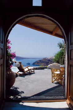Perivolas Hotel- Santorini