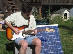 My Solar Guitar Amp