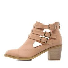 Cut-out-boots-XTI-2015 Ankle, Shoes, Fashion, Boots, Moda, Zapatos, Wall Plug, Shoes Outlet, Fashion Styles