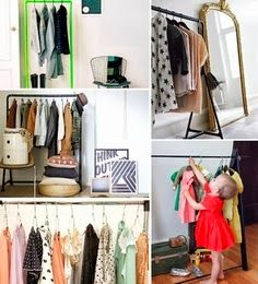 The Best DIY and Decor Place For You: Storage Solutions DIY Garment Rack