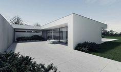 Skim Milk: CZ-House by Tamizo Architects