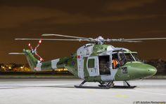 RAF Northolt Nightshoot XIII - Westland Lynx AH7 - XZ196