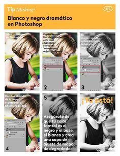 4 Efectos de Photoshop para tus imágenes - Hello! Creatividad #trucos #photoshop #edicion #fotografia