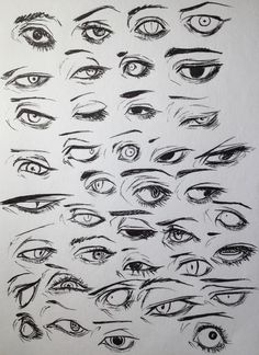 draw the eyes image
