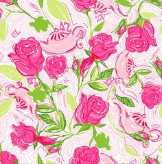 lilly pulitzer print---my favorite