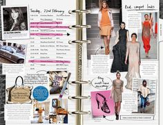 // such a good idea for all fashion interested people out there, including myself Fashion Model Sketch, Fashion Design Sketchbook, Fashion Design Portfolio, Fashion Sketches, Fashion Collage, Fashion Art, Art Basics, Fashion Figures, Scrapbook Journal