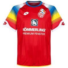1. FSV Mainz 05 (Germany) - 2016 Lotto Carnival Shirt