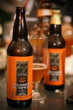 "Shipyard ""Smashed Pumpkin"" - Pumpkin Ale"