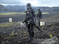 'Rogue One': 16 New Photos from the 'Star Wars' Film | Toy Soldier | EW.com