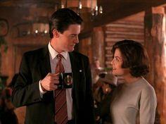 Agent Cooper & Audrey (Twin Peaks)