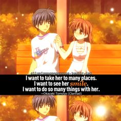 clannad. Such a beautiful story