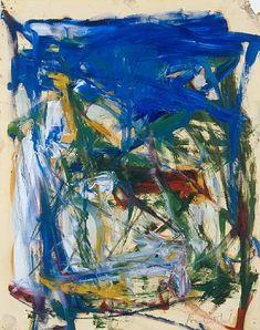 joan mitchell  untitled  1957