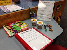 Abby the Librarian: Fizz Boom Read: Self-Directed Science Activities!