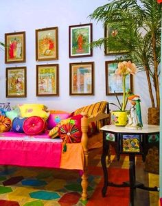 966 Best Traditional Indian Homes Images In 2019 Ethnic Home Decor - Indian-home-decoration-ideas