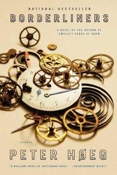 Borderliners: A Novel by Peter Høeg