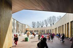 Gallery of Bezons Angela Davis School / archi5 + Tecnova Architecture - 10