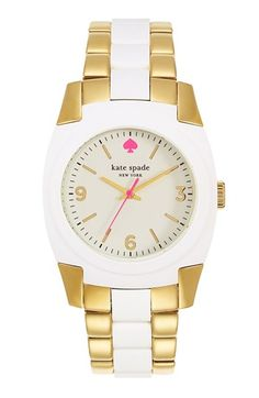 kate spade new york 'skyline' bracelet watch, 36mm (Nordstrom Exclusive) available at #Nordstrom