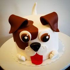 dog cakes for kids dog cake dog dog cake recipe dog cake dog cake recipe easy dog cakes for kids dog cakes for dogs dog cake recipe peanut butter dog cake topper dog cake easy Puppy Birthday Cakes, Puppy Birthday Parties, Themed Birthday Cakes, Birthday Cake Girls, Dog Birthday, Themed Cakes, Bolo Lego, Puppy Dog Cakes, Dog Cake Recipes