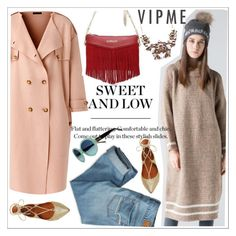 """""""Vipme"""" by teoecar ❤ liked on Polyvore featuring Aquazzura, Burberry, American Eagle Outfitters, Tory Burch, women's clothing, women, female, woman, misses and juniors"""
