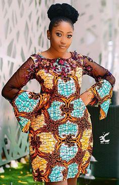 African Dress Patterns, Short African Dresses, Latest African Fashion Dresses, African Print Dresses, African Print Fashion, Women's Fashion Dresses, African Print Wedding Dress, African Traditional Wedding Dress, Clothing Styles