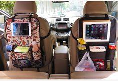 Aliexpress.com: Comprar Auto back organizador del asiento de coche titular de viaje multi bolsillo colgando bolsa de almacenamiento bolsa de pañales de bebé asiento para niños de coches ipad colgar la bolsa de bolsa de caso fiable proveedores en ShangHai BinQi E-Business Co., Ltd