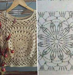 Let''s Knit Series Обсужд - Diy Crafts Pull Crochet, Booties Crochet, Crochet Cardigan, Diy Crafts Knitting, Diy Crafts Crochet, Crochet Projects, Crochet Designs, Crochet Patterns, Crochet Diagram